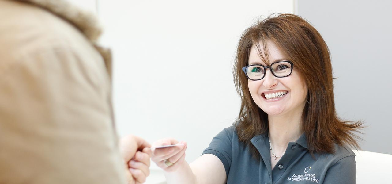 Zahnarzt-Eppendorf-Anmeldung